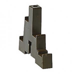 Isolating universal support - 1 bar/pole - up to 280 A - for 12x2 - 12x4 mm bars