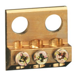 Connector with 3 outgoing terminals - 200 A
