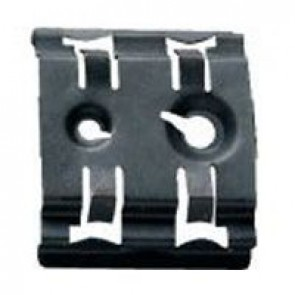 Claw - for symmetrical rail EN 60715 - width 35 mm - for M4 and M6 screws