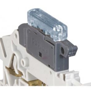Blown fuse indicators Viking 3 - 12/24/48 V~/= -blocks with fuse cartridge 5x20