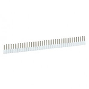 Ferrules in strips Starfix - cross section 0.5 mm² - white