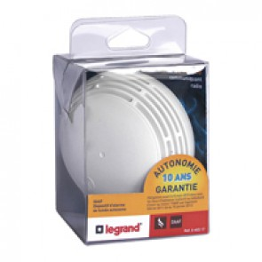 Stand alone smoke alarm detector - 85 dB at 3 meters