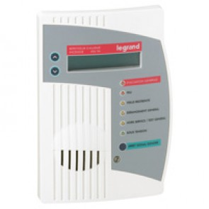 Repeater panel - Fire detection and alarm