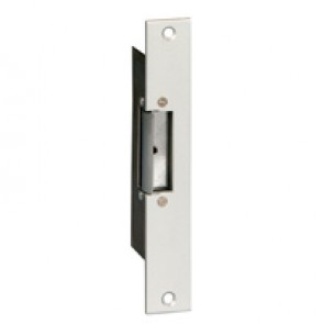 Electric door release with latch - Celiane door 2-wire bus-left or right opening