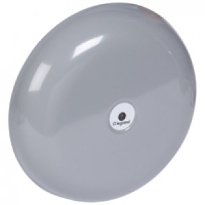 Bell - for industrial and alarm use - IP44 - IK10 230 V~ - Ø250 mm gong