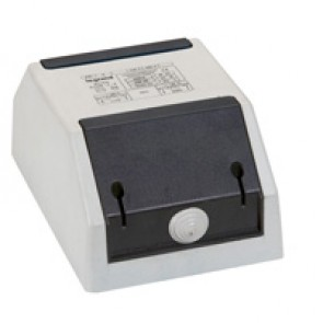 Auto-transformer - single phase - protected - 400/230 V - 1 kVA - 2 x 4 mm²