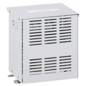 Isolating transfo for hospitals - IP 21 -1 phase- prim 230 V / sec 230 V -output 2.5 kVA