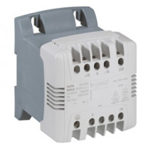 Control and signal. transfo - 1 Ph - prim 230/400 V sec 115/230 V - 630 VA-screw