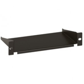 Fixed shelf - for 10'' cabinet - 1 U - depth 120 mm