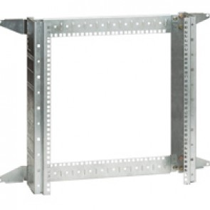 Wall mounting VDI rack - for Atlantic and Marina cabinets - 16 U