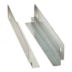 Sliding rail (2) - for enclosures depth 600 mm