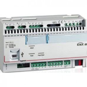 KNX room controller unit Arteor - 8 inputs - 10 outputs - 8 DIN modules
