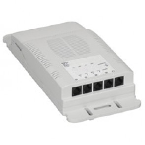 Lighting management-dimmer room controller-ceiling mounting-4 outputs 0/10 V