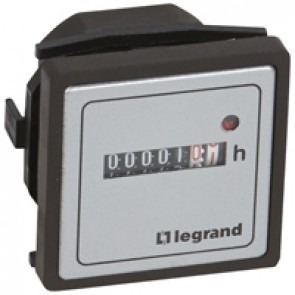 Hour counter - IP40 - 110 to 120 V~ - 60 Hz