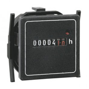Hour counter - IP40 - 24 V~ - 50 Hz
