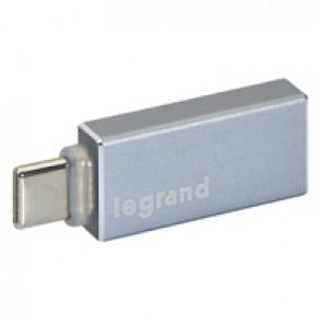 USB Type A / USB Type C adaptor - gateway between USB Type A devices and USB Type C devices
