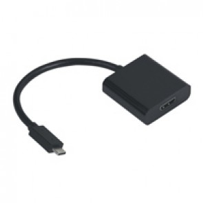 Type-C USB 3.1 male to HDMI female adaptor - in plastic bag
