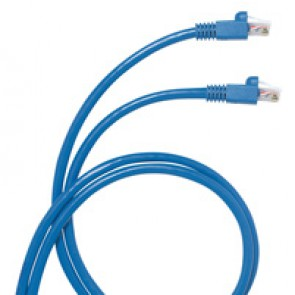 Cord for area distribution box - Cat.6 - RJ 45/RJ 45 - F/UTP screened - 15 m