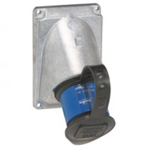 Protection cover P17 - IP66 / IP44 - for 2P+E - 16 A