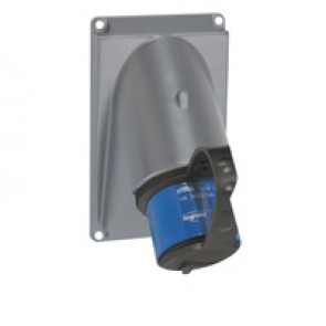 Protection cover P17 - IP66 / IP44 - for 3P+E - 16 A