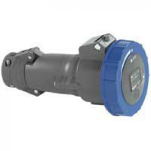 Mobile socket Hypra - IP66/67-55 - 200/250 V~ - 32 A - 2P+E