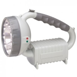 LED portable lamp -manual switching ON/OFF - 3 levels - IP44 - IK07 - Class II