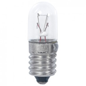 Lamp - for emergency lighting luminaires - 12 V - 0.25 A - 3 W(E10)
