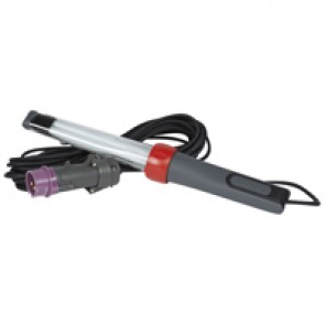 Inspection lamp - fluorescent 11 W- 24 V - Hypra plug - IP55 - class III