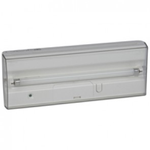 Emergency lighting luminaire S8 - 8 Wnon-maintained - 3h - 110 lm
