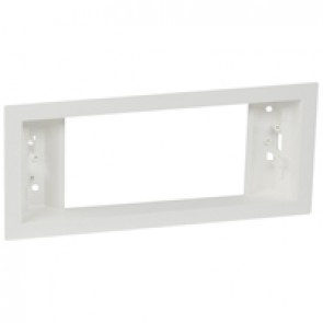 Flush mounting frame - for S8 emergency lighting luminaires