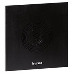 Loudspeaker for wall mounting - 16 ohms - 12 W- depth 40 mm