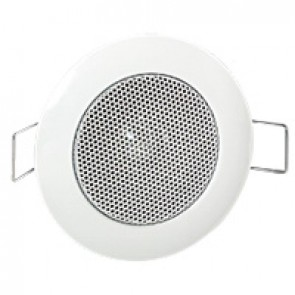 Loudspeaker 2'' - spot type - 2 W- 16 ohms - use circular saw Ø65 - white