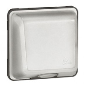 Cable outlet Soliroc- with cable grip -IP55