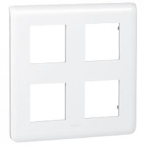 Plate Mosaic - 2 x 2 x 2 modules - white
