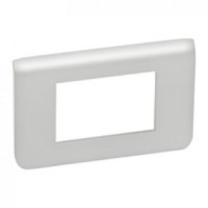 Plate Mosaic - 3 modules - alu