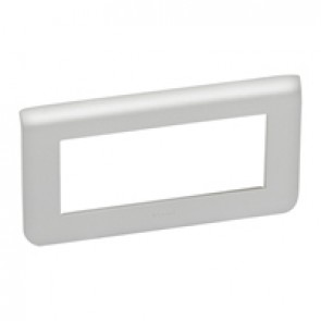 Plate Mosaic - 5 horizontal modules - alu