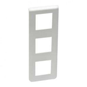 Plate Mosaic - 3 x 2 vertical modules - alu