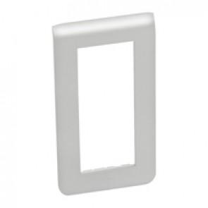 Plate Mosaic - 5 vertical modules - alu
