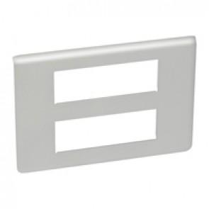 Plate Mosaic - 2 x 6 modules - alu