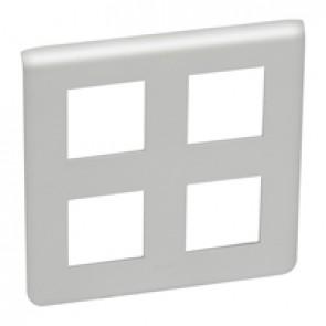 Plate Mosaic - 2 x 2 x 2 modules - alu