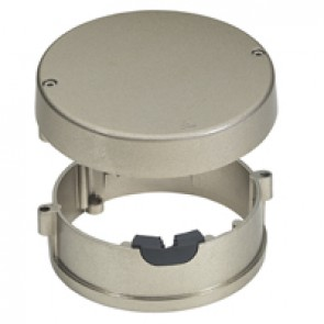 Cable exit accessory - IP54 for IP66 floor boxes - with angled plugs only