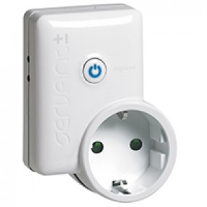 Mobile dimmer switch-socket - 500 VA - German standard