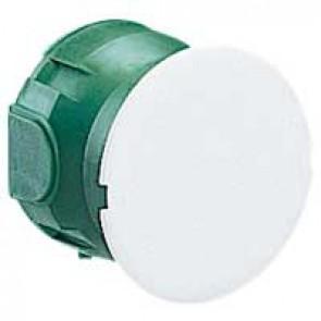 Flush-mounting box Batibox - with cover for strip light - masonry