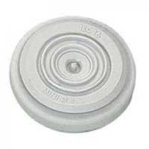 Spare membrane gland Plexo - up to Ø25 mm - grey