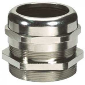 Cable glands metal - IP68 - ISO 63 - clamping capacity 35-48 mm