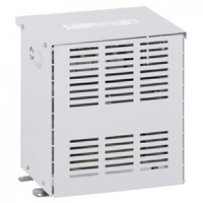 Isolating transfo for hospitals - IP 21 -1 phase- prim 230 V / sec 230 V -output 10 kVA