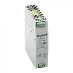 Stabilised switched modules power supply - single-phase -75-960 W-output 12 V= -75 W