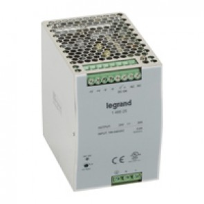Stabilised switched modules power supply -single-phase -75-960 W-output 24 V= -480 W