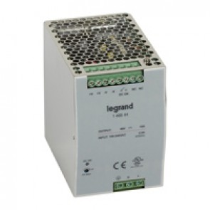 Stabilised switched modules power supply -single-phase -75-960 W-output 48 V= -480 W