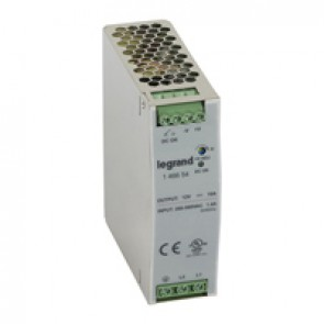 Stabilised switched modules power sup. -single/two-pheight -120-480 W -output 12 V= -120 W